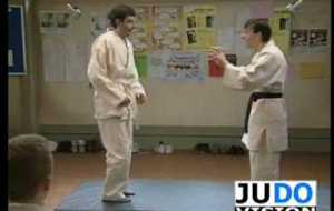 Mr Bean et le judo...